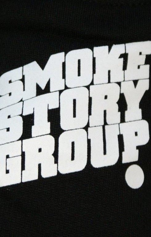 SSG SMOKE STORY GROUP BLUZA BIG BLACK