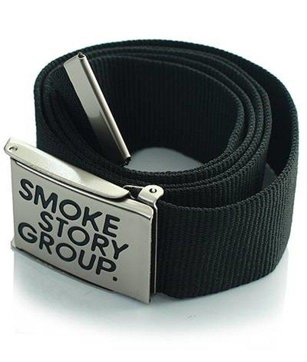 SSG SMOKE STORY GROUP PASEK SMG BLACK