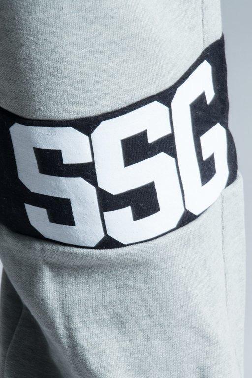 SSG SWEATPANTS 08 REGULAR MELANGE