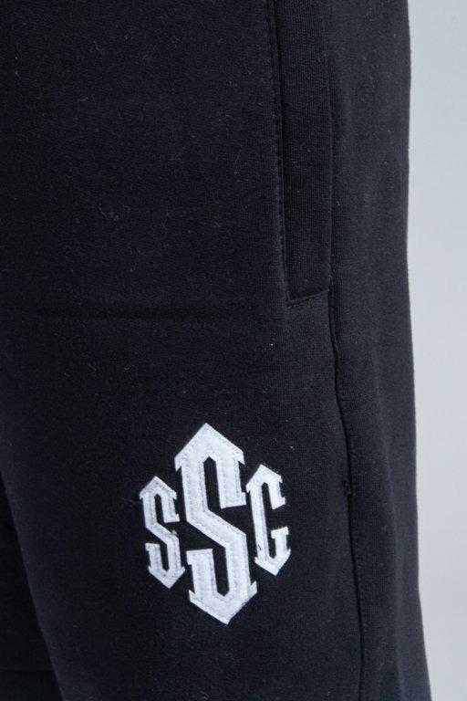 SSG SWEATPANTS SIGN JOGGER BLACK