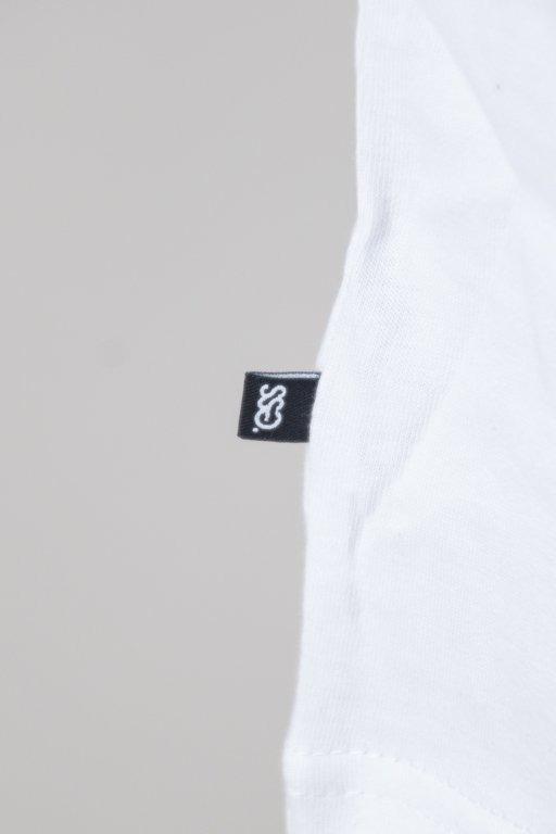 SSG Smoke Story Group Koszulka T-shirt Belt Classic White