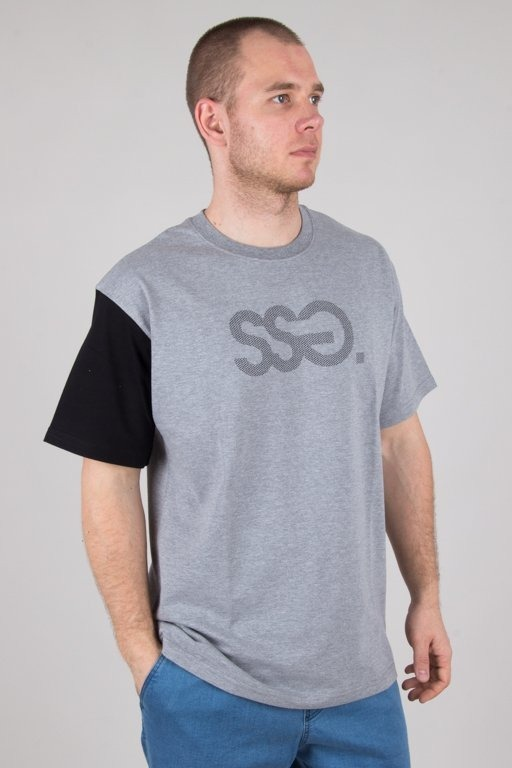 SSG Smoke Story Group Koszulka T-shirt SSG Sleeve Melange