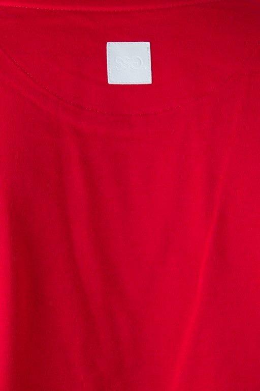 SSG T-SHIRT CROSS BELT RED