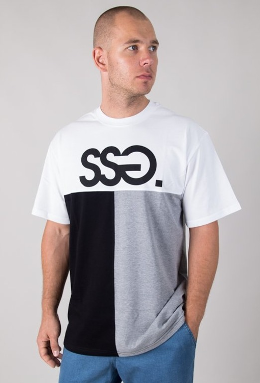 SSG T-SHIRT CUT BOTTOM WHITE