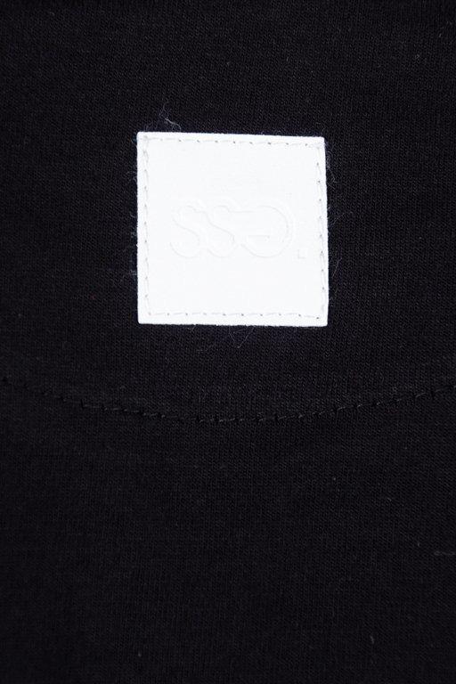 SSG T-SHIRT SLANT BLACK-GREEN