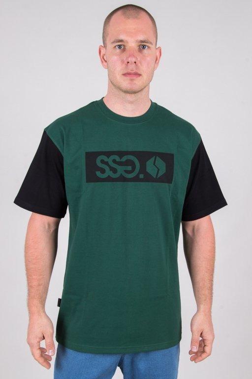 SSG T-SHIRT SLEEVE SSG LOGO GREEN