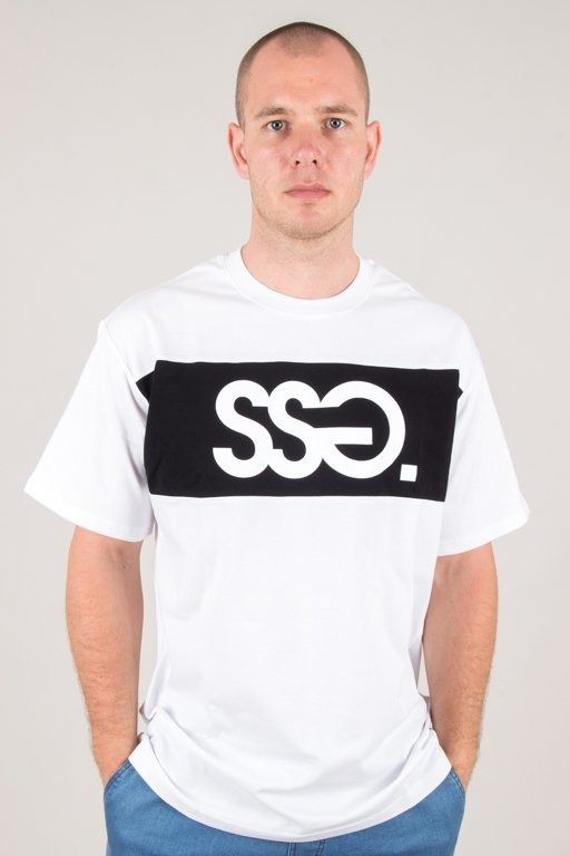 SSG T-SHIRT SSG BELT WHITE