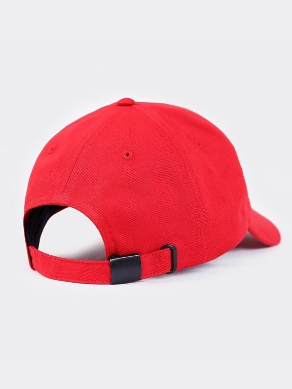 STOPROCENT CAP 5PANEL TAG RED