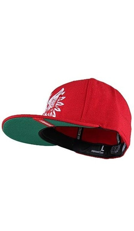STOPROCENT CZAPKA FULLCAP EAGLE RED