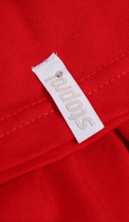 STOPROCENT KOSZULKA SIMPLE CUT RED