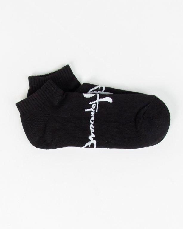 STOPROCENT SOCKS SHORTS  TAG BLACK
