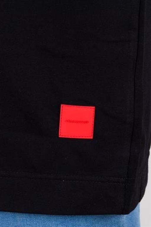 STOPROCENT T-SHIRT TAG18 BLACK