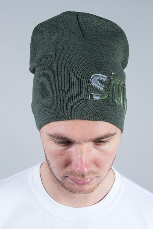STOPROCENT WINTER CAP CAMOLETTER KHAKI