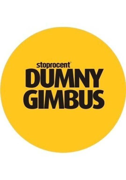 STOPROCENT WLEPA DUMNY GIMBUS YELLOW