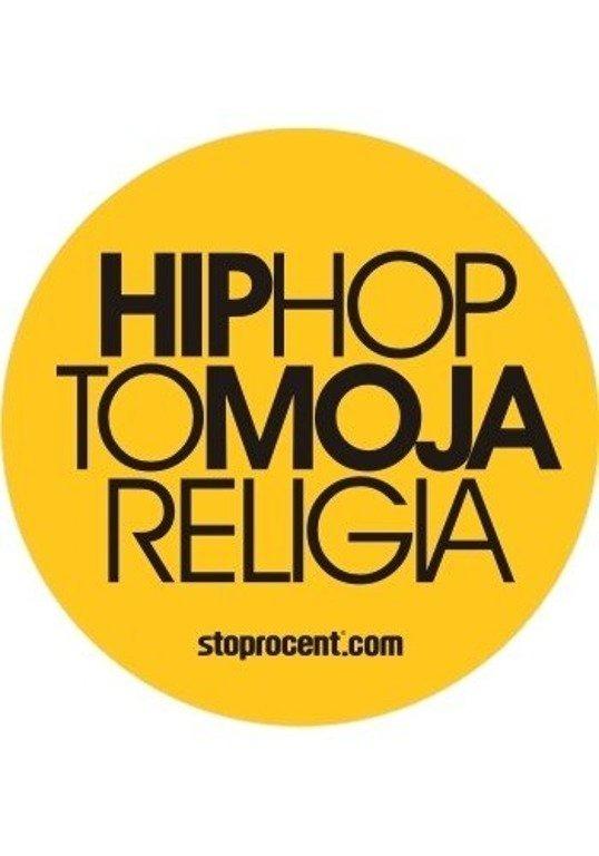 STOPROCENT WLEPA HIP HOP TO MOJA RELIGIA YELLOW