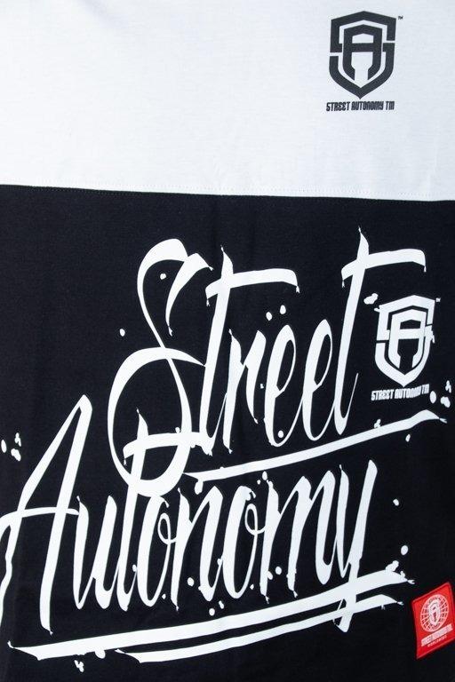 STREET AUTONOMY T-SHIRT LEGEND BLACK-BLACK