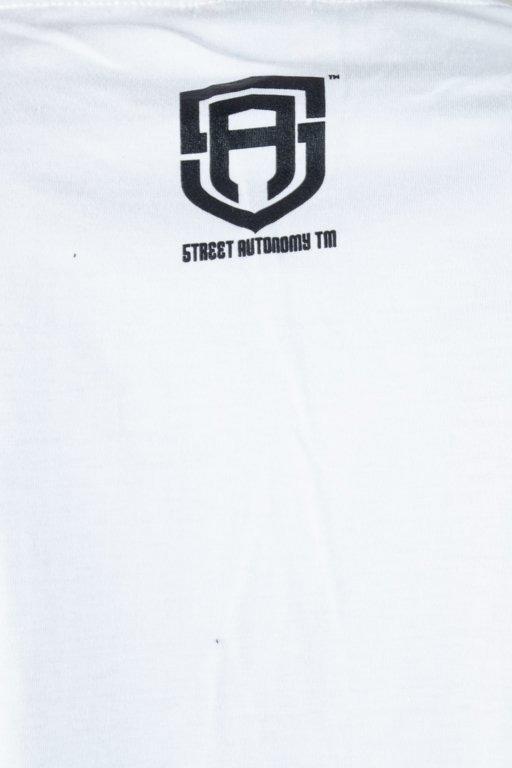 STREET AUTONOMY WAVE LOGO CLASSIC WHITE