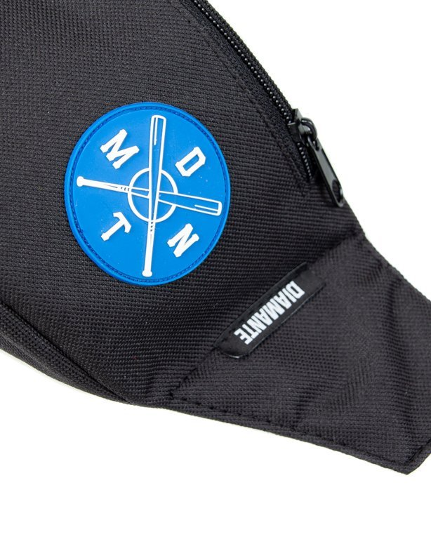 Saszetka Diamante Wear DMNT Baseball Black-Blue