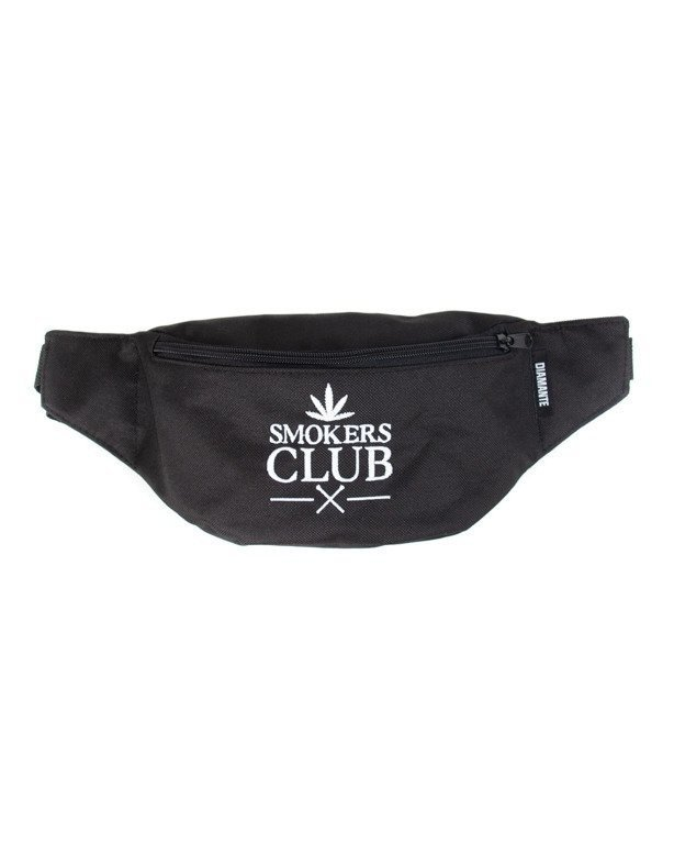 Saszetka Diamante Wear Smokers Club Black