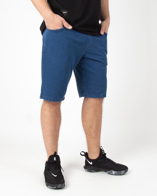 Spodenki Jeansowe Prosto Ilusion Blue