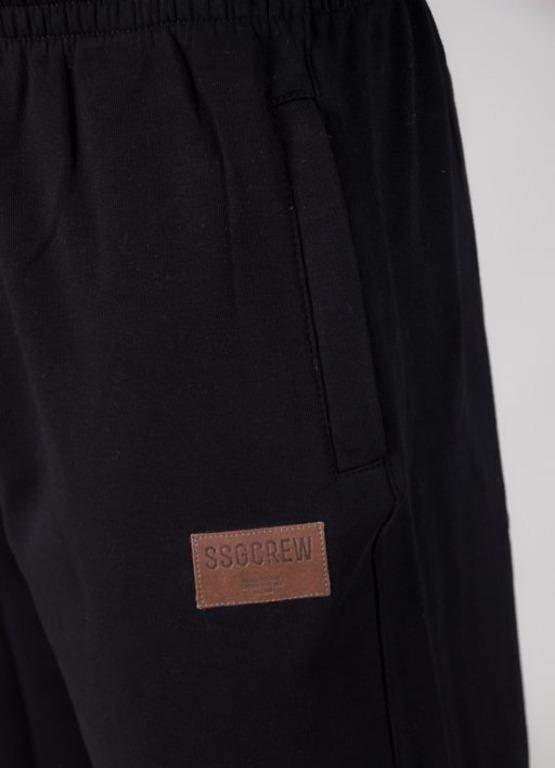 Spodenki SSG Dresowe Light Brown Black