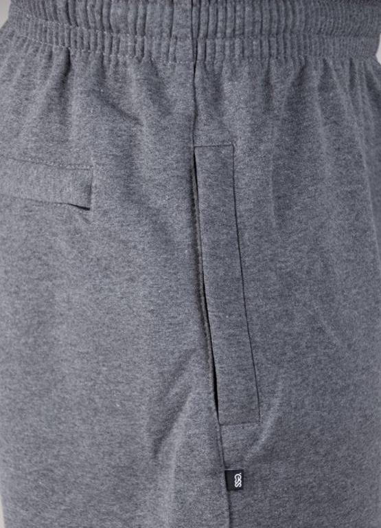 Spodenki SSG Dresowe Logo Classic Grey