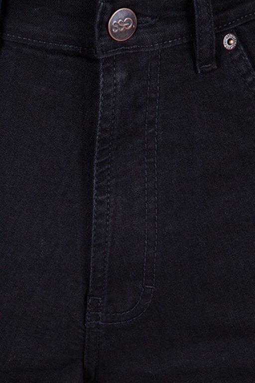 Spodenki SSG Jeansowe Outline SSG Black