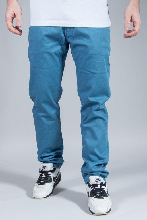 Spodnie Alkopoligamia Chino Aa' Blue