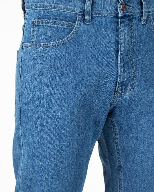 Spodnie El Polako Jeansowe Slim Cut Colors Light