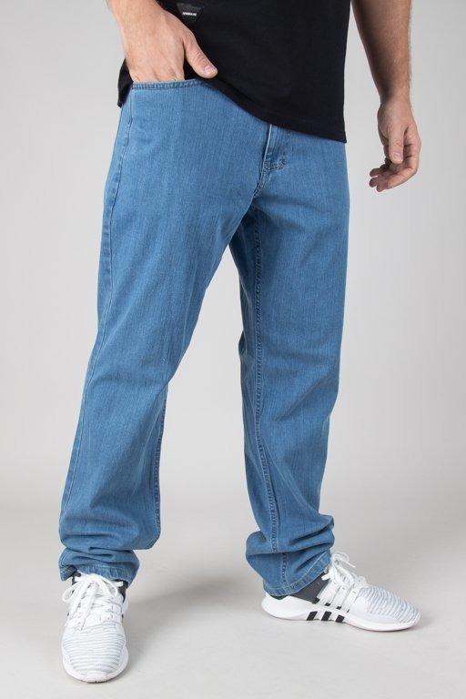 Spodnie El Polako Jeansy Regular Elpo New Light