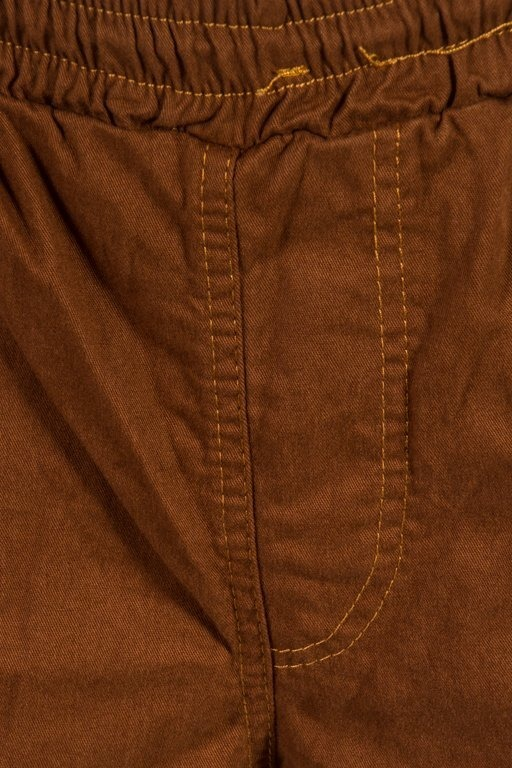 Spodnie Equalizer Chino Jogger Classic Brown