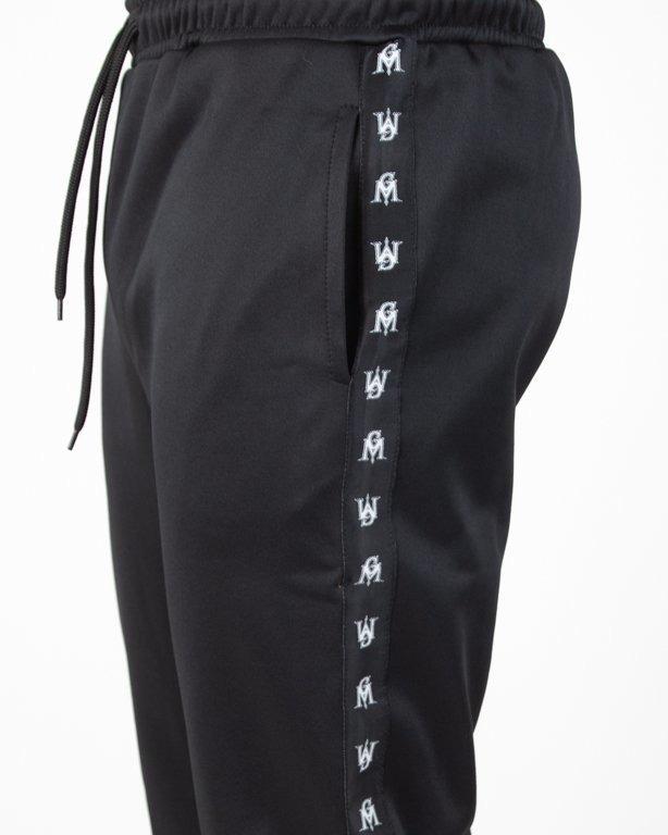 Spodnie Ganja Mafia Dresowe Stripe