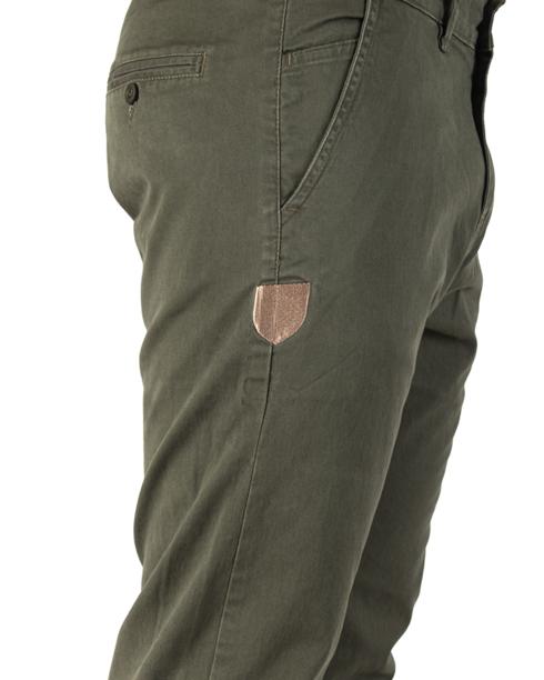 Spodnie Jogger Prosto Sidshi Khaki