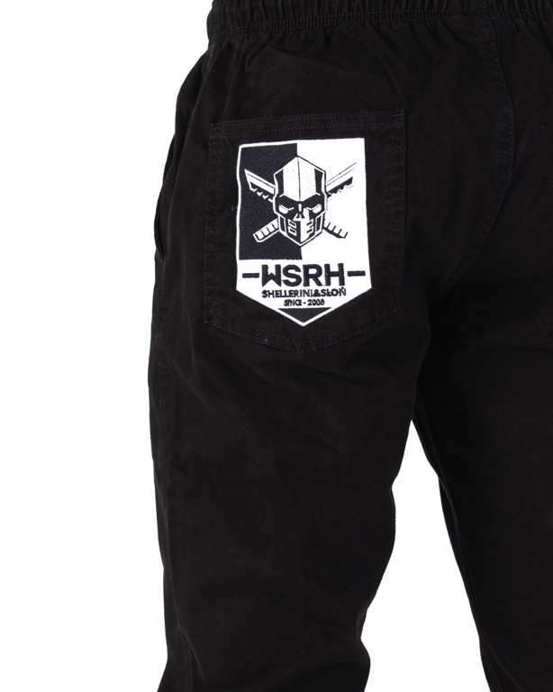 Spodnie Jogger Wsrh Hockey Chino Black