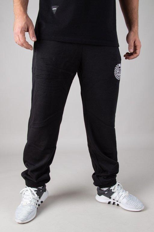 Spodnie Mass Dresowe Base Fit Black
