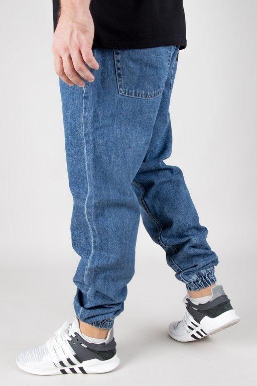 Spodnie Mass Jeansy Jogger Campus Medium
