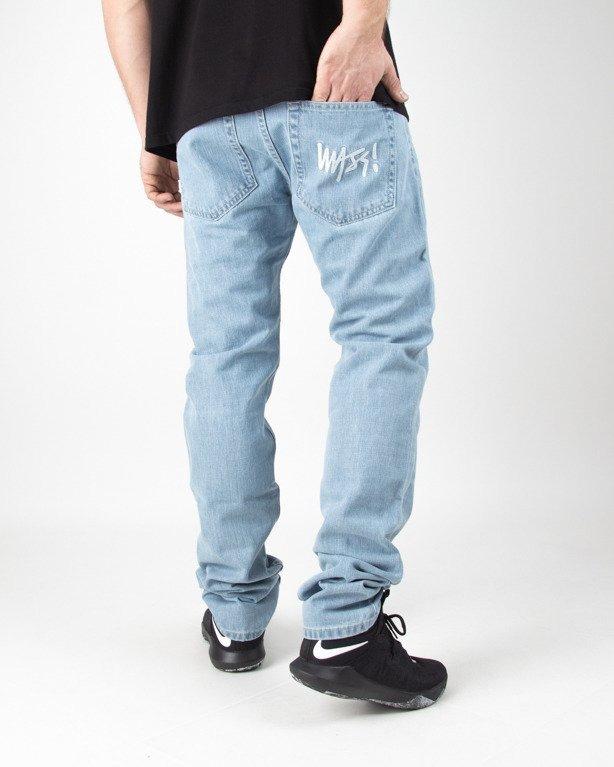 Spodnie Mass Jeansy Signature Light