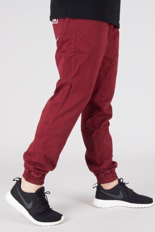 Spodnie New Bad Line Chino Jogger Icon Brick
