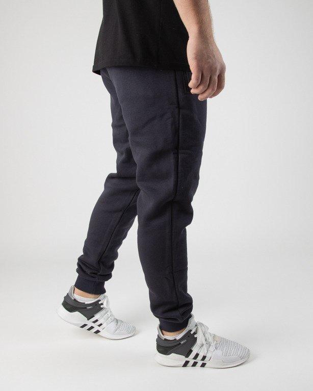 Spodnie Prosto Dresowe State Navy
