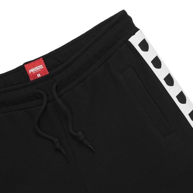 Spodnie Prosto Woman Braw Black