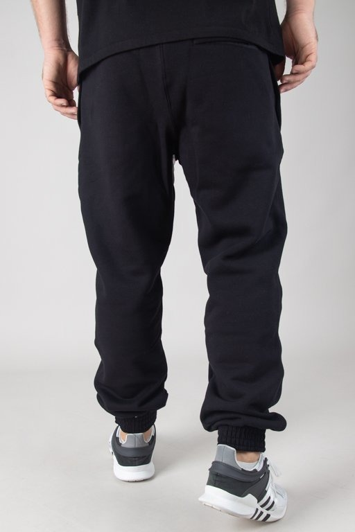 Spodnie SSG Dresowe Jogger Triple Black