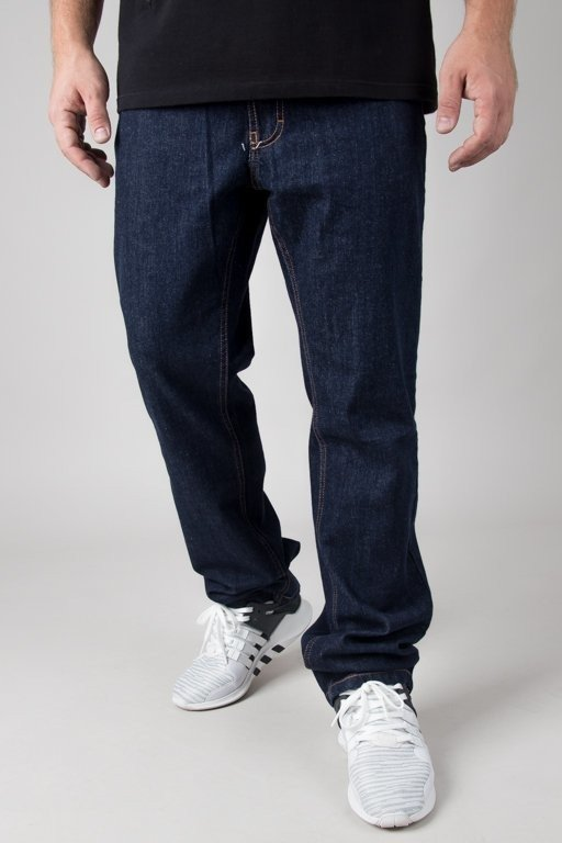 Spodnie SSG Jeansy Slim Classic Dark