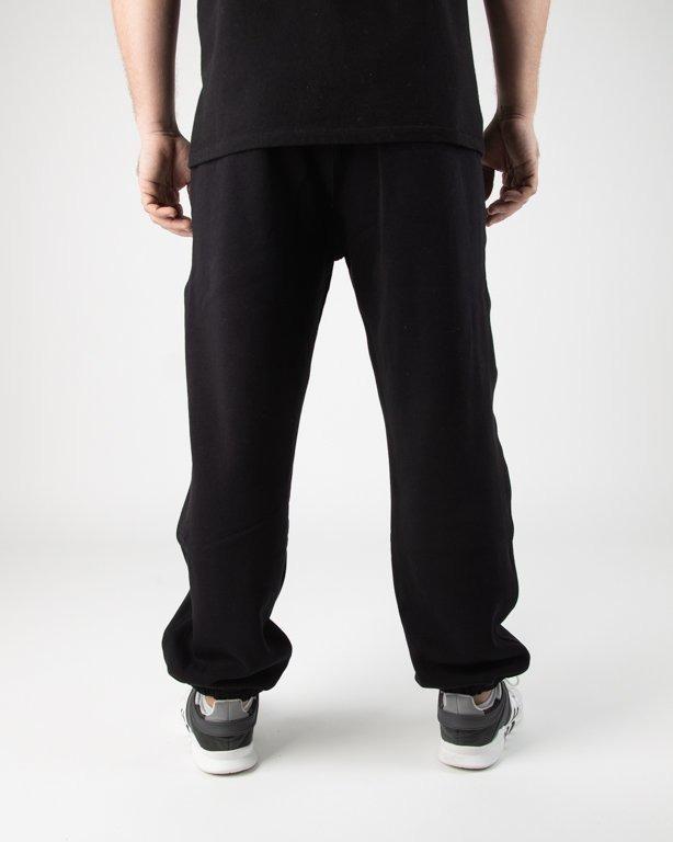 Spodnie Stoprocent Dresowe Simple Black