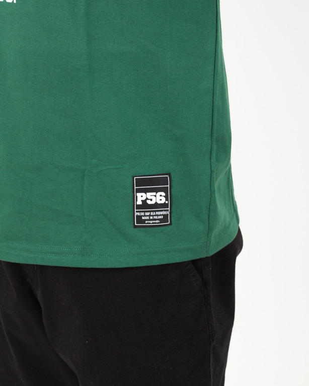 T-shirt Prorok56 Kozaczek Green