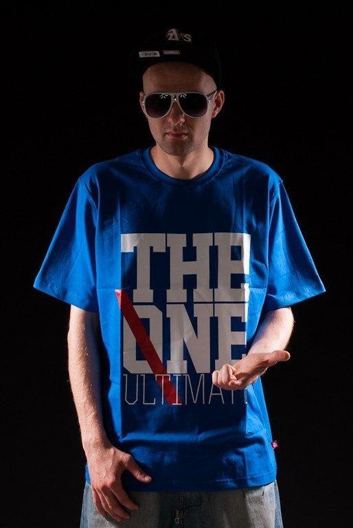 THE ONE KOSZULKA LINE BLUE