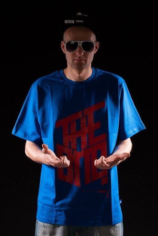 THE ONE KOSZULKA LOGO BLUE