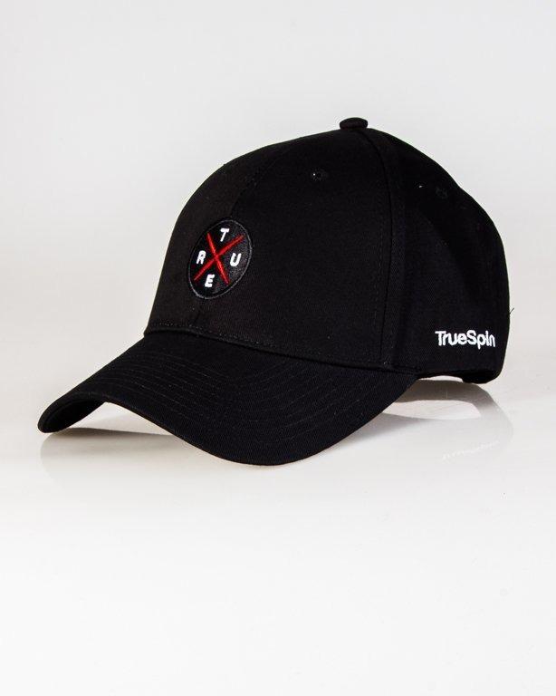 TRUE SPIN CAP TRUE BLACK