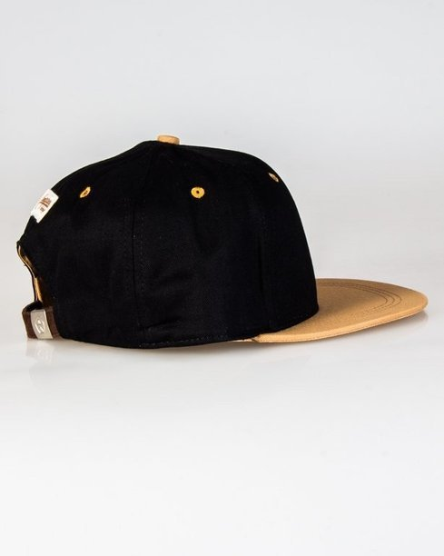 TRUE SPIN SNAPBACK CAR BLACK-HONEY